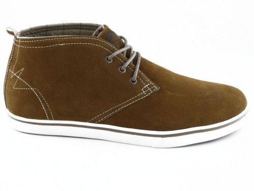 Bottine Natural Nubuck Skills