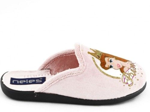 Kinderpantoffel Princess Neles