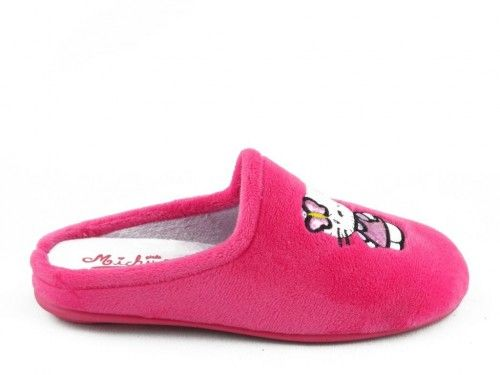 Kinderpantoffels Hello Kitty Fuxia