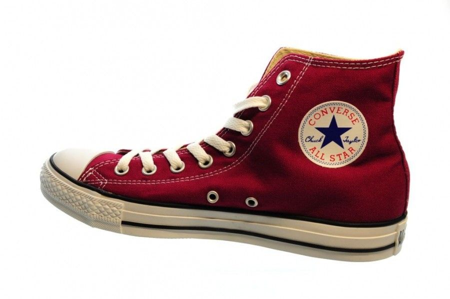 d7f0e2ce5cf Converse All Stars Hi Marroon Bordeaux | SHOEZ.be