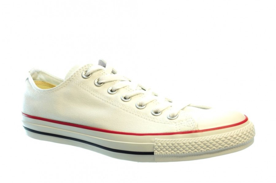 converse all stars ox wit white witte   shoez.be