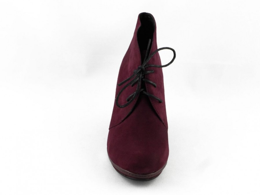 Bottines Bordeaux Tendances De Luge BBGU166lg
