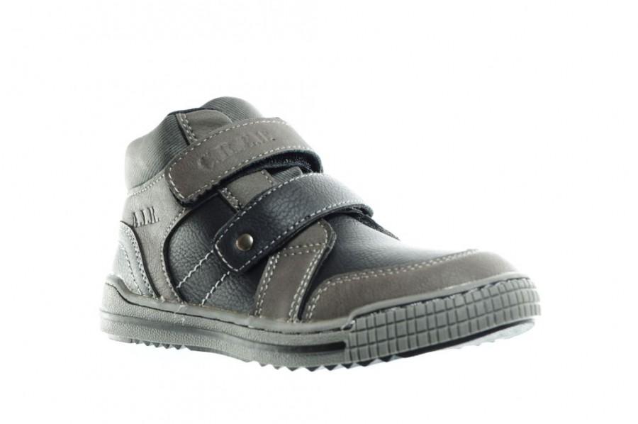 Garçons Chaussures Velcro Haute mSO61