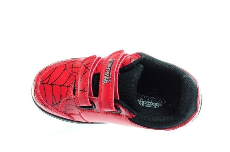 Chaussures Rouges Spiderman Bqo8Wo