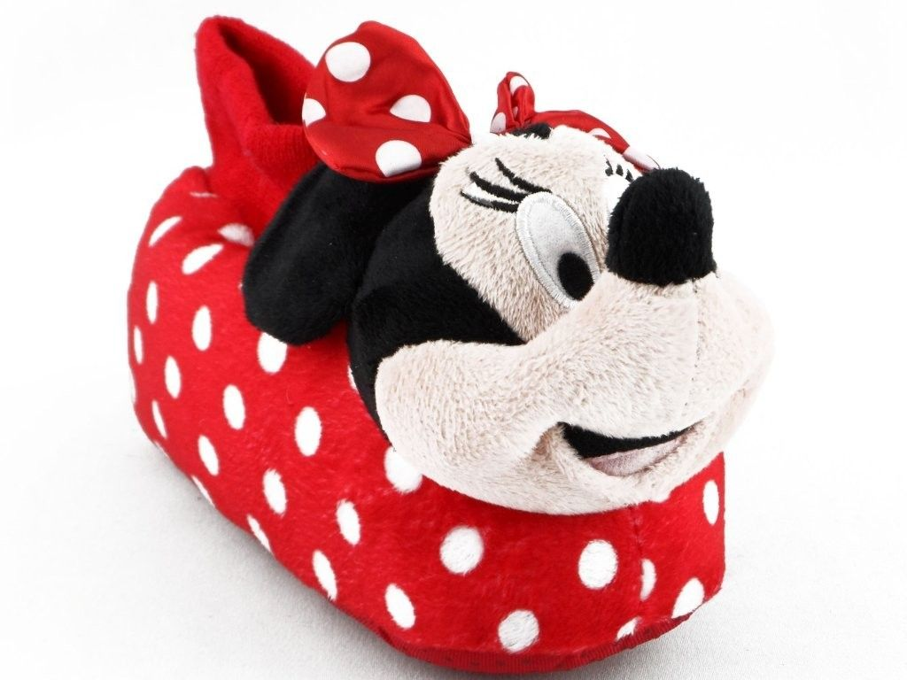 Souris Kinderpantoffel Minnie K0bxe