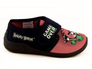 Angry Birds Kinderpantoffel