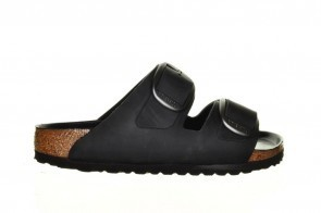 Birkenstock Arizona Black Big Buckle