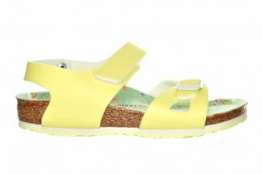 Birkenstock Colorado Kids Candy Pastel Yellow