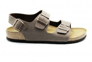 Birkenstock New York Kinder Mocca