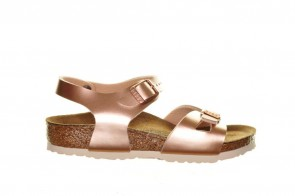 Birkenstock Rio Kids Electric Metallic