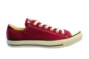 Converse All Stars Ox Bordeau Marroon