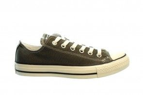 Converse All Stars Ox Grijs Charcoal Grijze