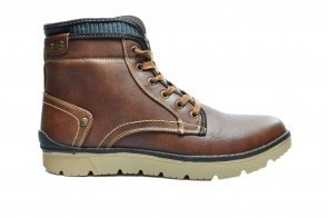 Donkerbruin Herenbottines Warm