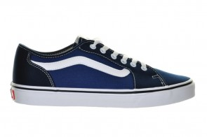 Filmore Decon Dress Navy Vans