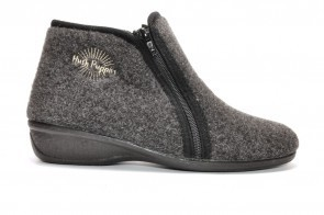 Hush Puppies Winterpantoffels Wol