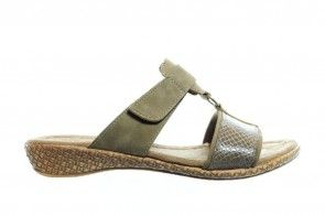 Instapper Zomer Dames Taupe