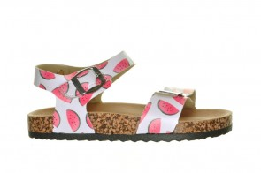 Kindersandalen Wit Watermeloen