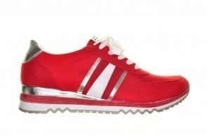 Marco Tozzi Sneakers Rood
