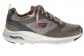 Skechers Heren Arch Fit Taupe