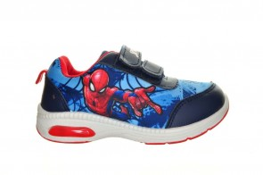 Spiderman Lichtjesschoenen Velcro