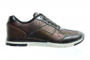 Sprox Sneakers Brons Dames