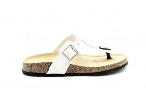 Teenslipper Nude Diamandjes