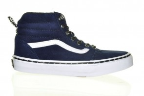 Vans Ward Hi Blue Outdoor