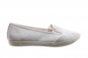 Witte Loafer Fashion