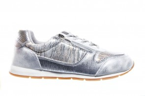 Zilver Sneakers Top Way